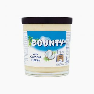 Bounty à tartiner