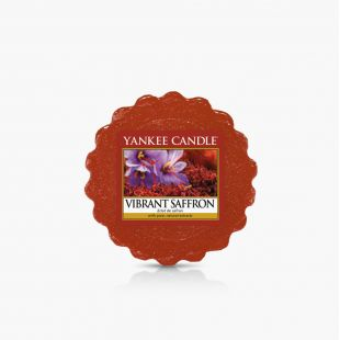Yankee Candle Vibrant Saffron Tartelette Collection Fall In Love