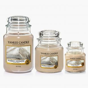 Warm Cashmere Bougies Jarres Yankee Candle Collection Fall In Love