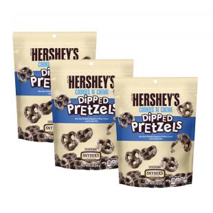 Dipped Pretzel Reese's