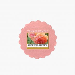 Sun Drenched Apricot Rose Tartelette