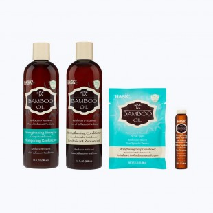 Hask Bamboo Oil - Gamme complète