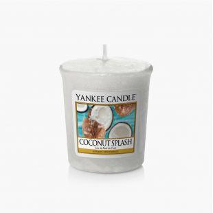 Coconut splash Votive