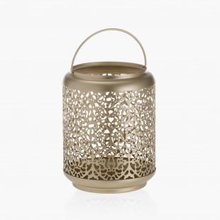 Grande lanterne Champagne pearl