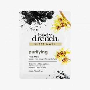 Masque Tissu Purifiant Body Drench