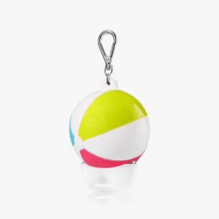 Beach Ball Pocketbac Holder