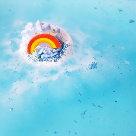 Boule de Bain Over the rainbow Bomb Cosmetics