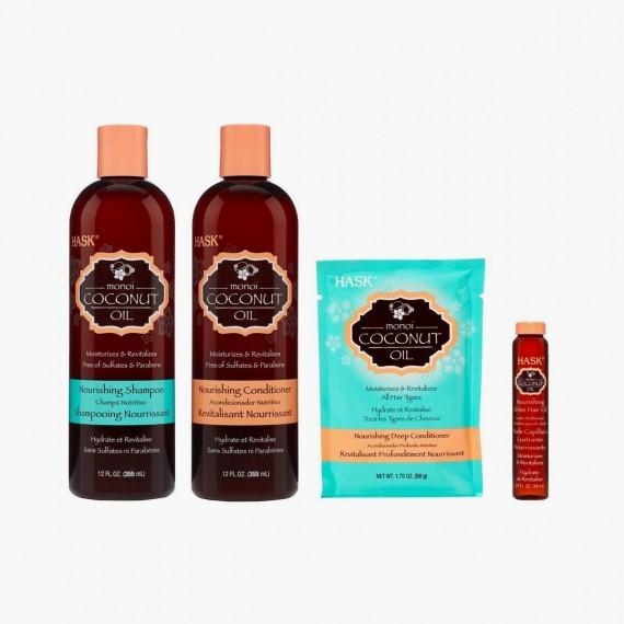 Hask Monoi Coconut Oil - Gamme complète