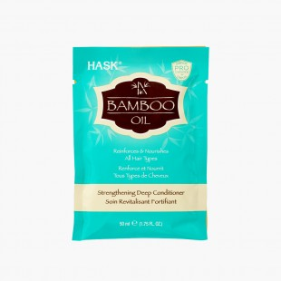 Hask Bamboo Oil Soin Fortifiant Intense