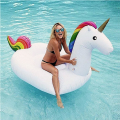 Unicorn Pool Party Bouée gonflable
