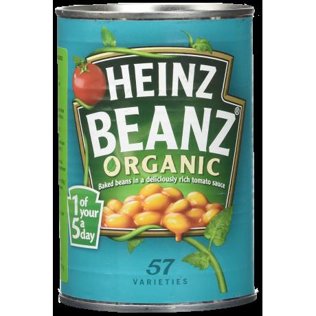 Heinz Organic Beanz