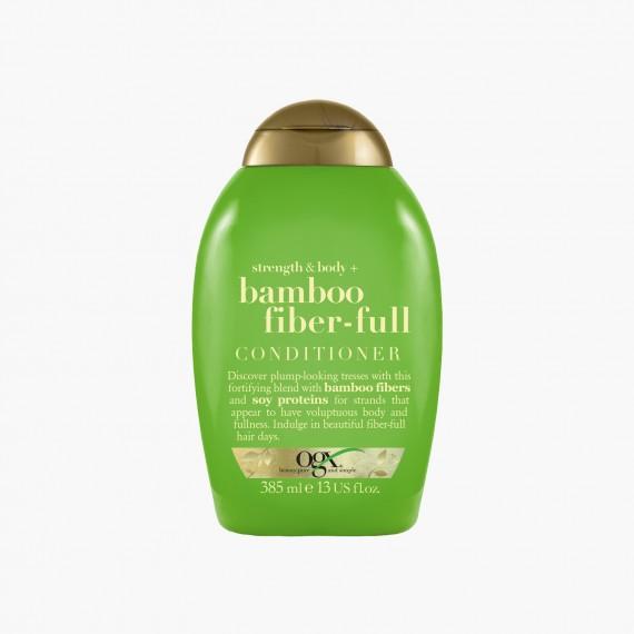 Bamboo Fiber Full Conditioner