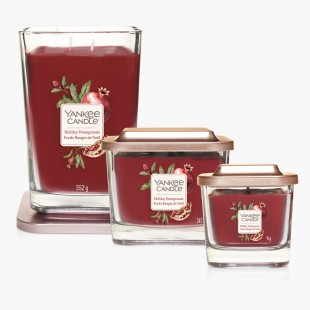 bougie Holiday pomegranate Elevation