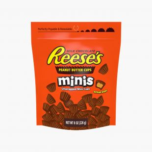 Reese's p&b unwrapped mini cups