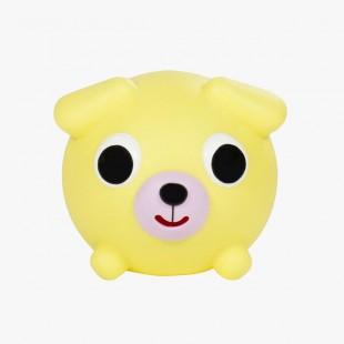 Jabber ball Dog
