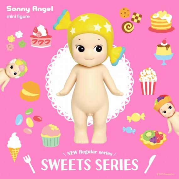 Figurine série sweets Sonny Angel