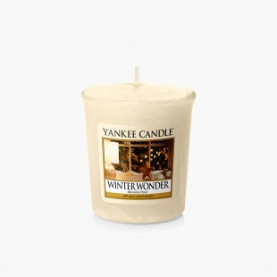 Winter wonder Votive noel yankee candle sparkle holiday