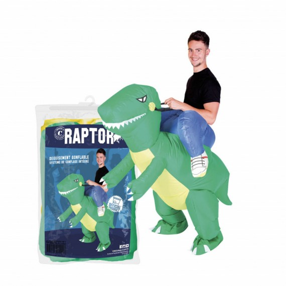 Costume Gonflable Raptor