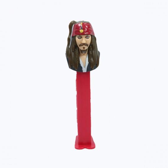 Pez Captain Jack Sparrow