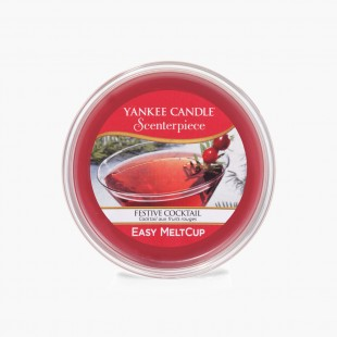 Yankee Candle Festive Cocktail Easy MeltCup