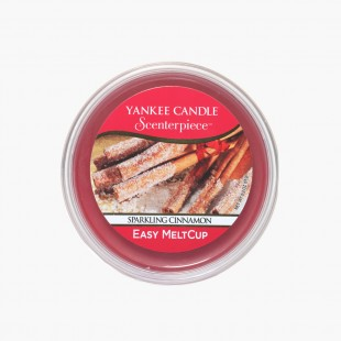 Yankee Candle Sparkling Cinnamon Easy MeltCup