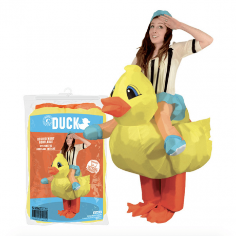Costume Gonflable Duck