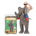 Costume Gonflable Elephant