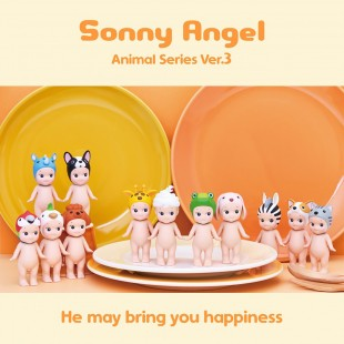 Figurine série Animal 3 Sonny Angel
