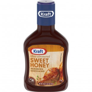 Kraft Sweet Honey Barbecue Sauce & Dip