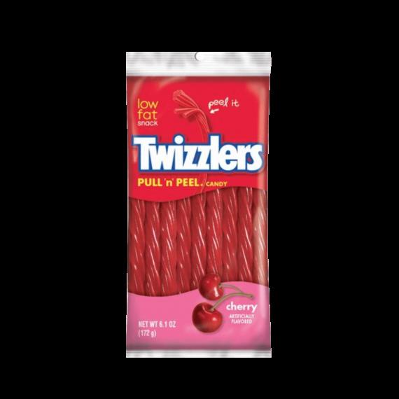 Twizzlers Pull N Peel Cherry