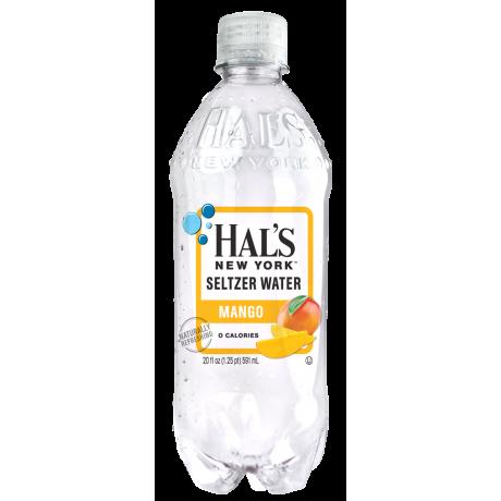 HAL'S New Yok Seltzer Water