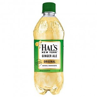 HAL'S New Yok Ginger Ale