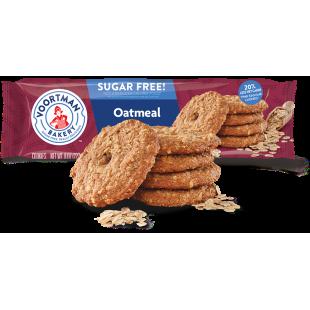 Biscuits à l'avoine Sans Sucre Voortman