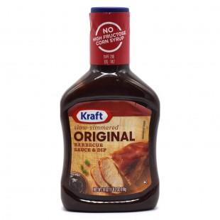 Kraft Original Barbecue Sauce & Dip
