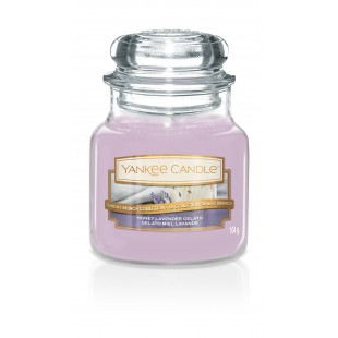 Yankee Candle Jarres Honey Lavender Gelato