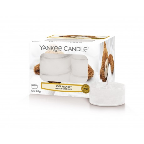 Yankee Candle Soft Blanket Lumignons