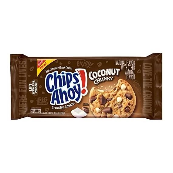Chips Ahoy! Coconut Chunky