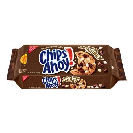 Chips Ahoy! White Fudge Chunky