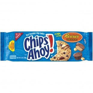Chips Ahoy! Reese Peanut Butter Cups Chewy