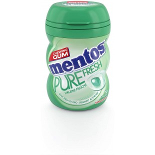 Pure Fresh Chloro - Spearmint Mentos Gum Nano Bottle
