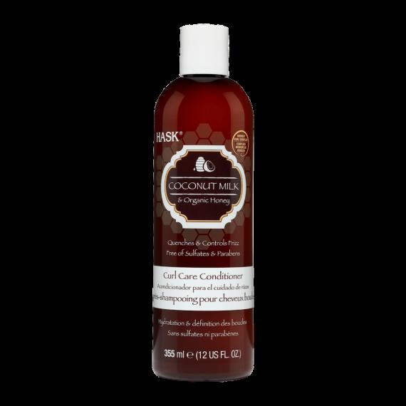 Hask Coconut Milk & Organic Honey Shampoing