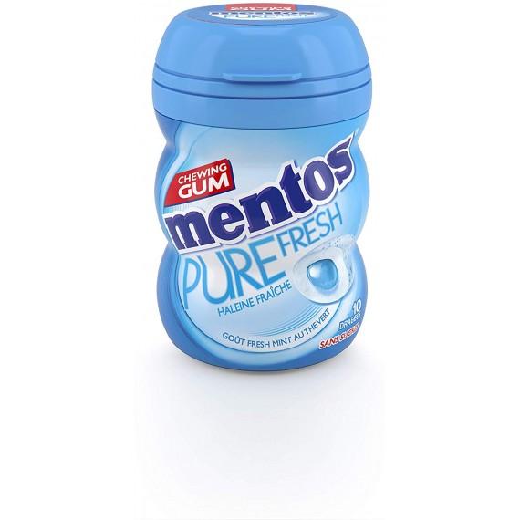 Pure Fresh Mint Mentos Gum Nano Bottle