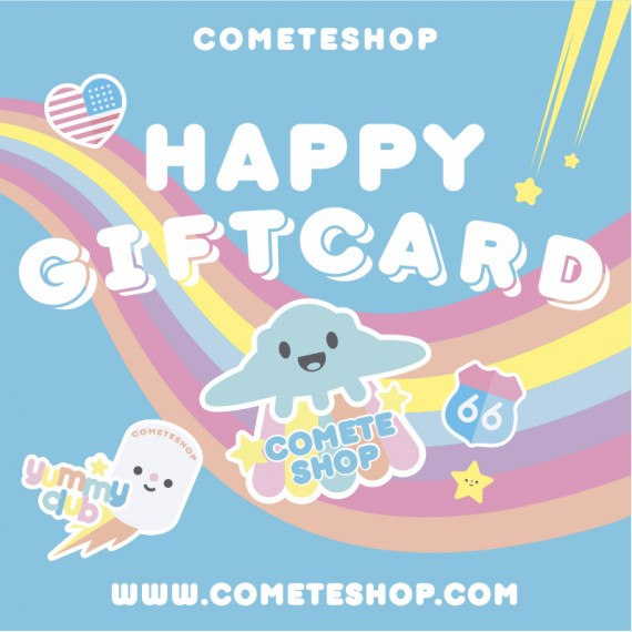 Happy GiftCard 50€