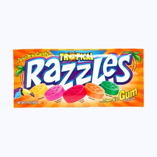 Razzles Tropical Candy