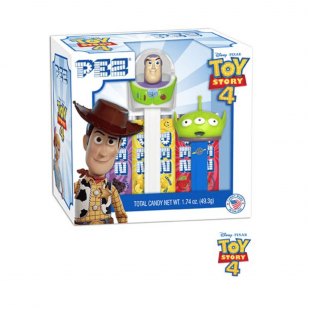 Coffret PEZ Toy Story 4 - 2