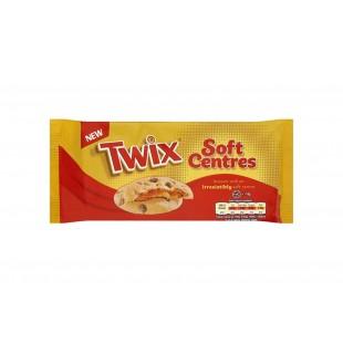 Twix Cookies Coeur Fondant