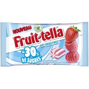 Fruitella Goût Smoothie Fraise et Framboise