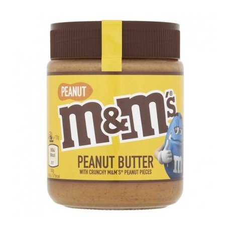 M&M's Crunchy Peanut Butter