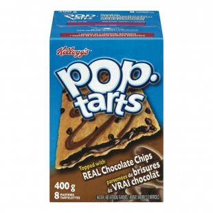 Pop Tarts Chocolate Chip x 4