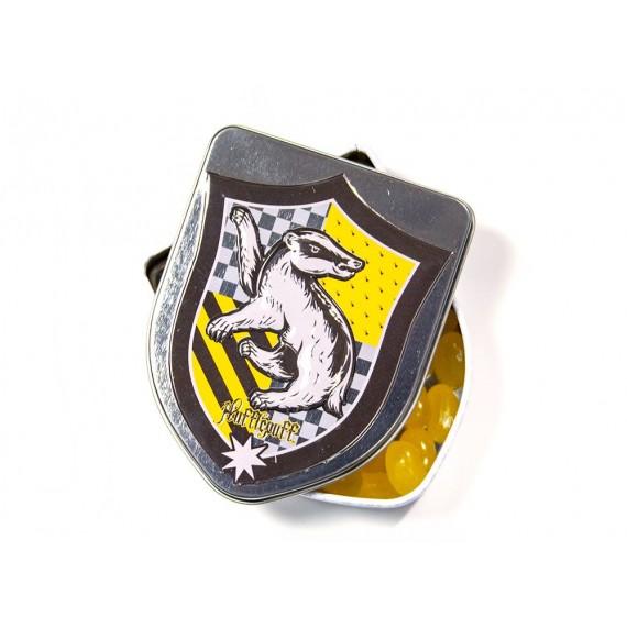 Harry Potter Hufflepuff Crest Tin
